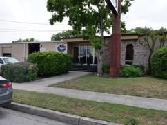 Exterior Seymour's Garage