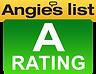Angies list rating