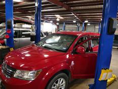 Auto Repair Domestic Vehicles