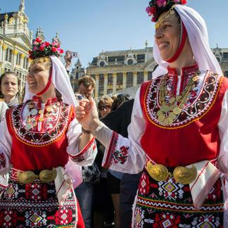 Carolin Martinov - The German-Bulgarian Heritage in Germany