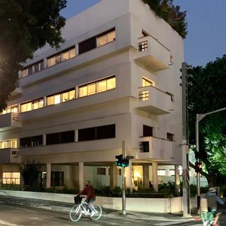Barak Ravitz - Zeev Rechter's Architecture