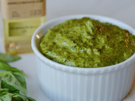 Pesto: Bare Better-For-You Pesto