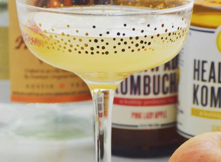 Healthy(ish) Cocktail: Boozy Booch