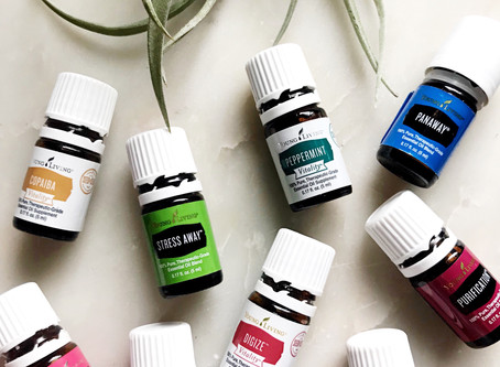 Essential Oils 101: Guest Blog withYoung Living