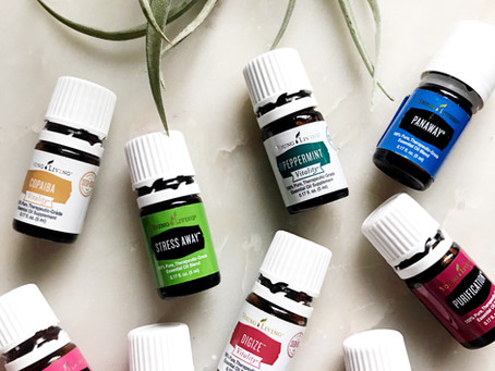 Essential Oils 101: Guest Blog with Young Living