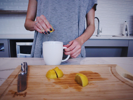Hot Lemon Water: Why you should drink it + a recipe for a detox elixir