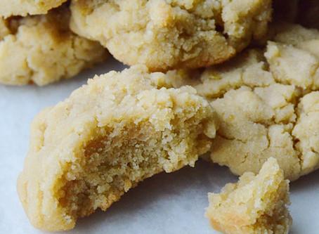 Healthy Makeover: Nonna's Italian Lemon Cookies