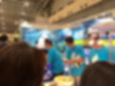 HONUMI出張で幕張メッセへ。海盆栽の初展示イベントは史上最高の動員を記録しました。