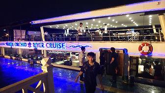 タイ、バンコクでHONUMI生簀設置。チャオプラヤ川で貸し切りクルーズパーティー