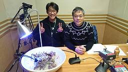 庄司、いとうせいこう。新年特番2日連続ラジオ放送