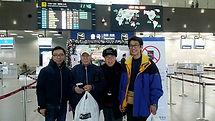 HONUMI出張で韓国。各大学へ