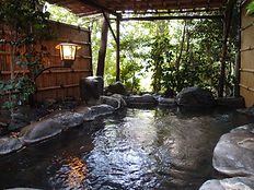 旅館、花長園、貸し切り露天風呂、温泉宿、源泉温泉