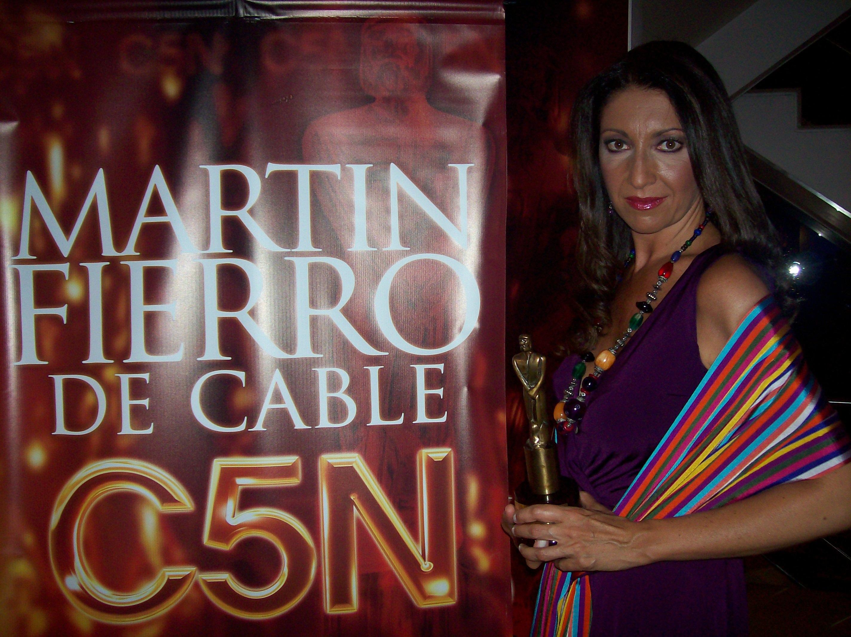 Premio Martin Fierro