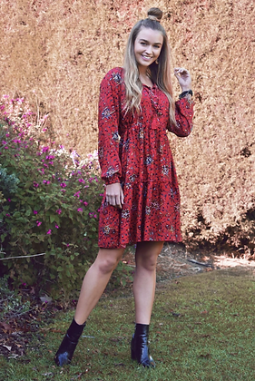 Earth Song Camille Tunic