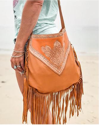 Gypsy Wanderer Leather Bag