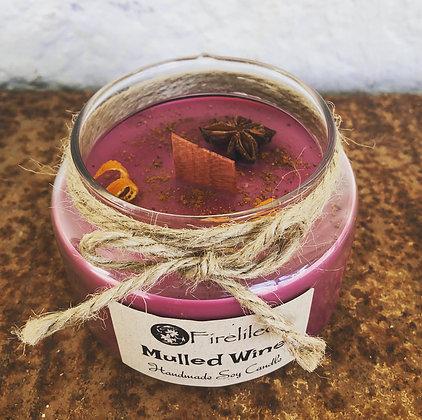 Medium Apothecary Jar Candles