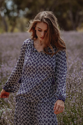 Wild Beauty - Stella Blouse
