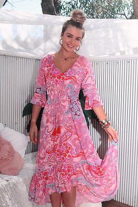 Yasmine Lulu Dress