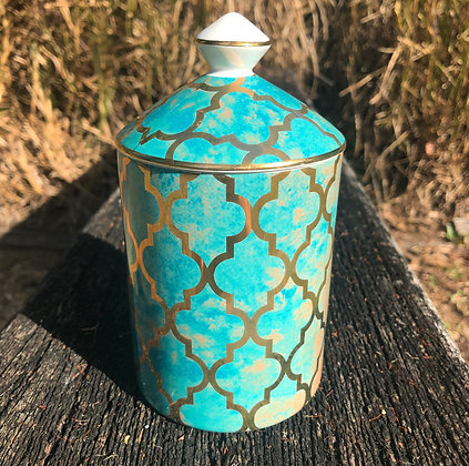 Morocco Canister Candle