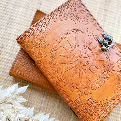 Soleil Leather Journal