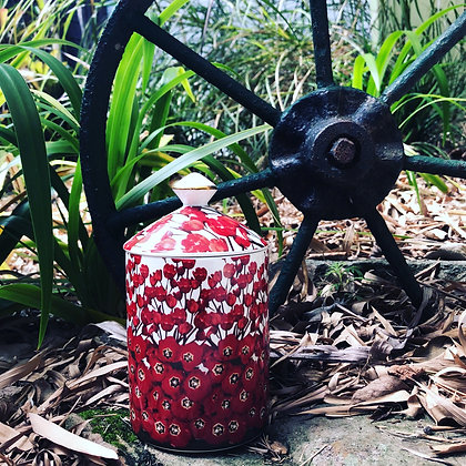 Poppy Canister Candle