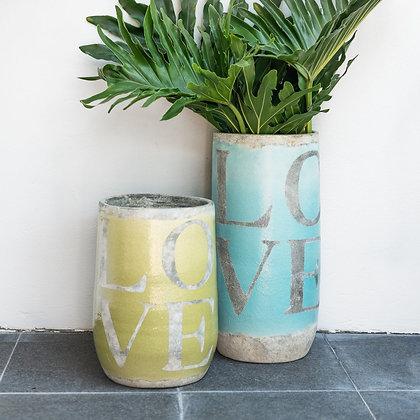 Love Vases/Pots