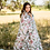 Thumbnail: Daisy Padded Quilt Lilly White
