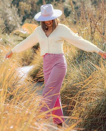 Erica Knit Cardigan - Cream