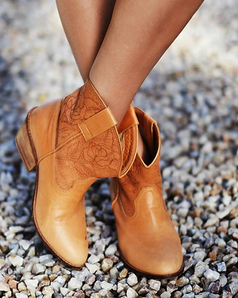 Lonestar Leather Boots
