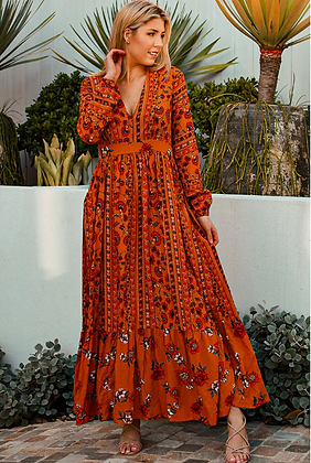 Chaya Maxi Dress