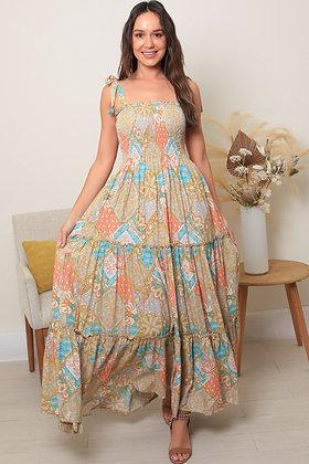 Skyla Slip Maxi Dress