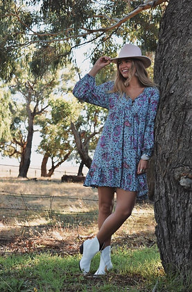 Love Letter - Gypsy Tunic