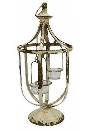 Vintage Iron Lantern
