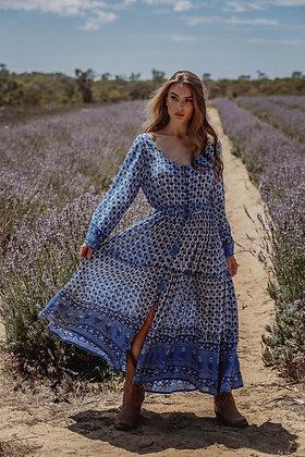 Wild Beauty Maxi Dress