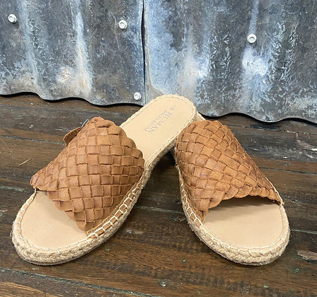 Chrissy Leather Sandals