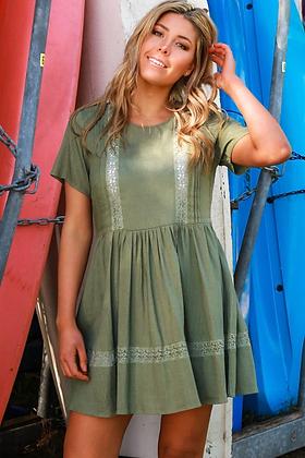 Austyn Green Mini Dress