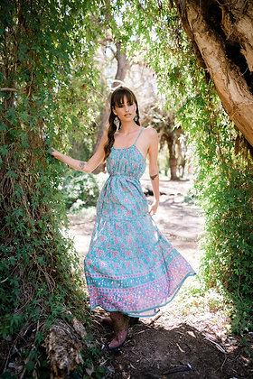 Where the Wild Things Are - Secret Garden Maxi Dress