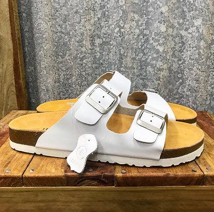 Laken Leather Sandals