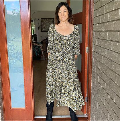 Molly Midi Dress