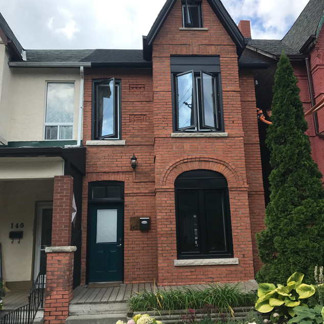 Brick Restoration Toronto