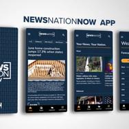 NewsNation Now Digital Application Promo
