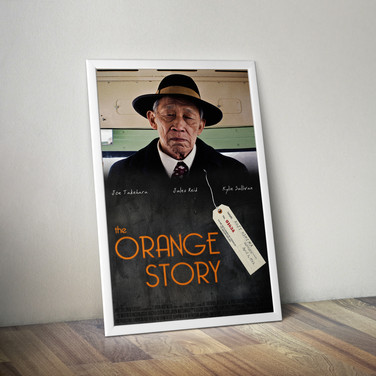 The Orange Story poster