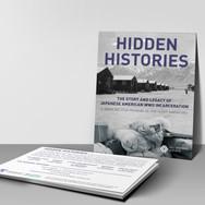 Hidden Histories branding