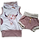 Thumbnail: Grow set- Floral Longhorns 3-6 YEARS