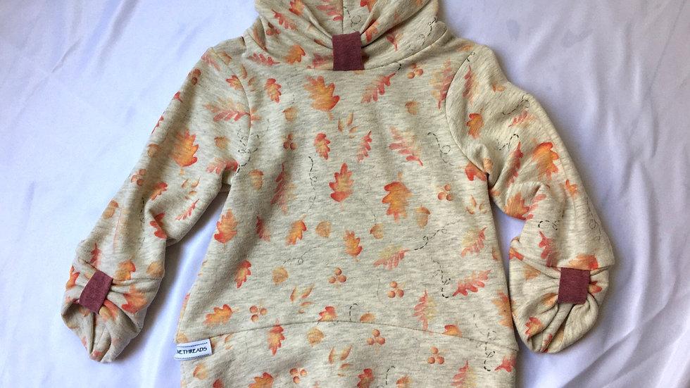 Autumn Bow sweater