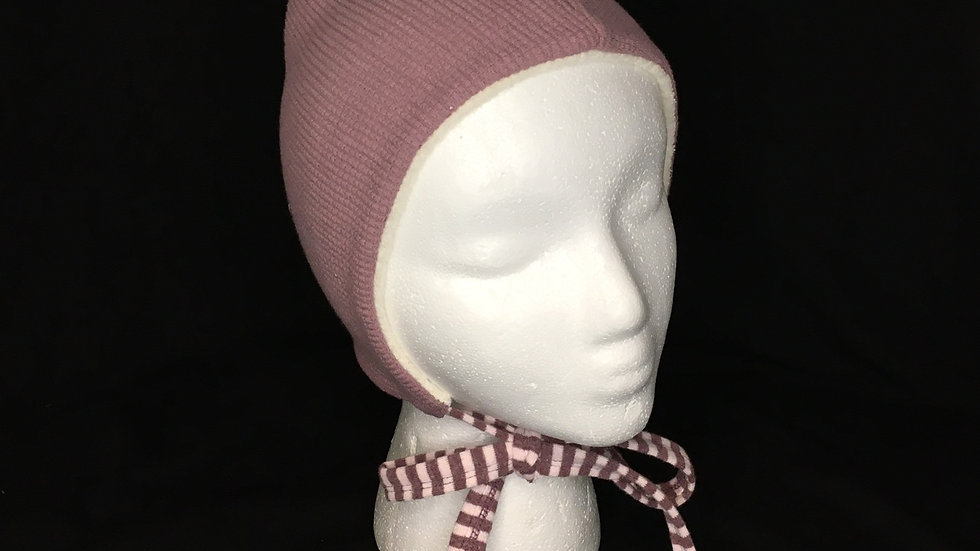Pixie Hat - Sherpa lined 3t-5t