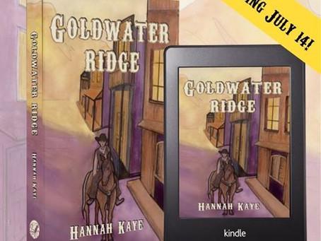 MG Author Feature--Hannah Kaye