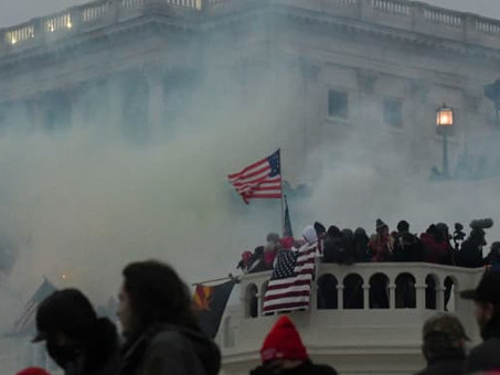 Helping Kids Understand the Riots at the Capitol?