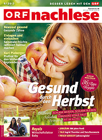 ORF Nachlese, 31.08.2013