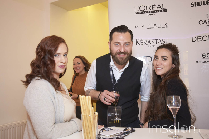 L'Oréal Hair Fashion Night